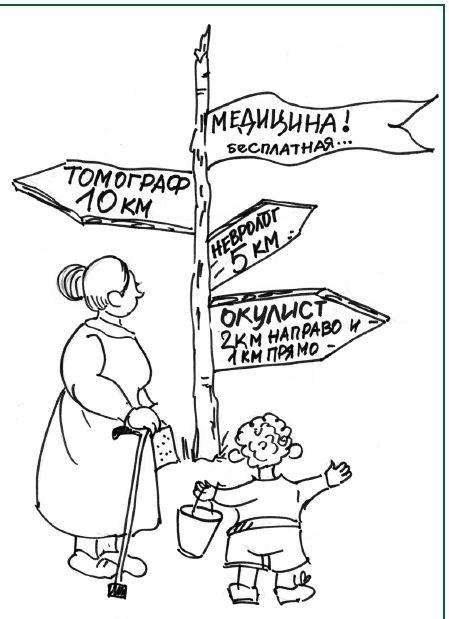 Реформа Здравоохранения в ущерб интересам москвичей